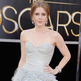 Amy Adams Oscar Dress 2013 | Pictures