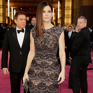 Sandra Bullock Oscar Dress 2013 | Pictures