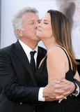 Dustin Hoffman and Lisa Hoffman