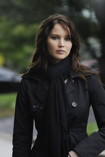 Best actress: Jennifer Lawrence, Silver Linings Playbook