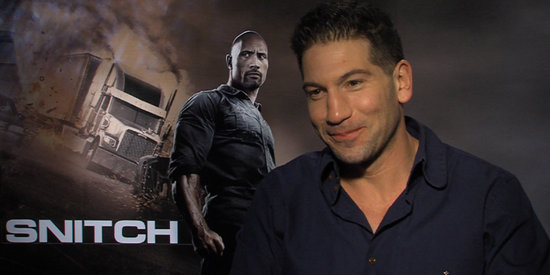Jon Bernthal Spills on Why Snitch Is Anything but a Buddy Movie