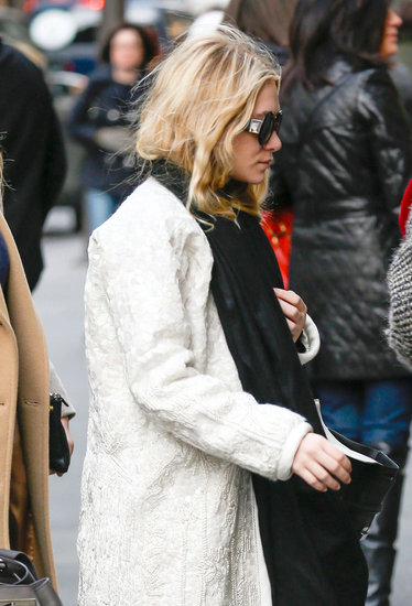 Ashley Olsen Focuses on Fashion Following The Row's Latest Show