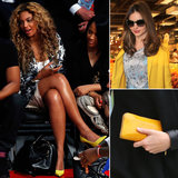 Give Your Winter Wardrobe a Jolt — Just Add Yellow à la Beyoncé, Miranda, and More