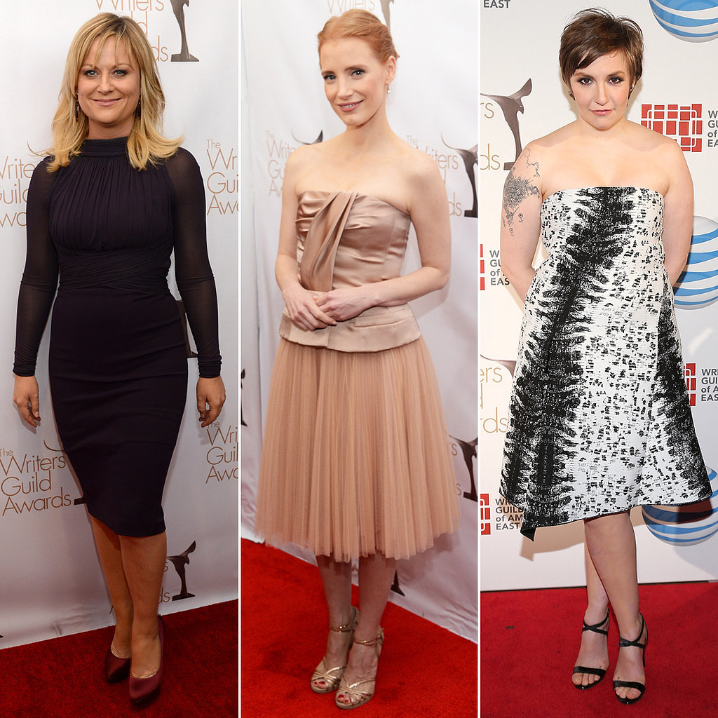 The Writers Guild Awards Draws a Chic Celebrity Crowd