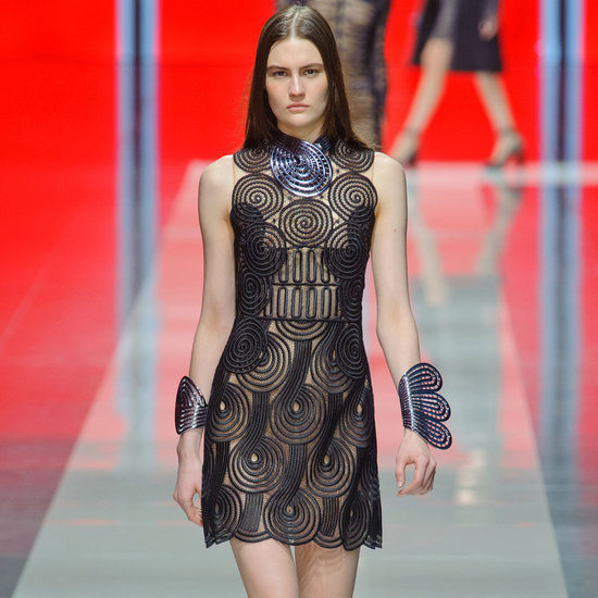 It's All About Jaw-Dropping Details For Christopher Kane Fall '13