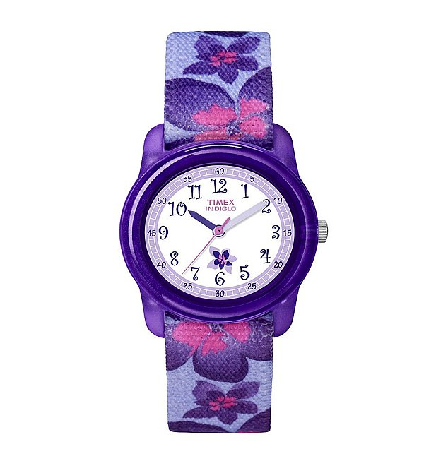 Timex Flowers Watch