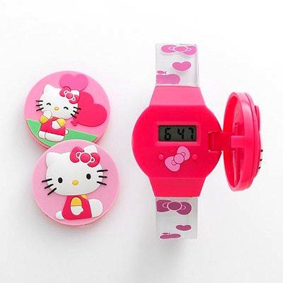 Hello Kitty Digital Watch Set
