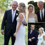 Here Come the Brides: First-Daughter Weddings