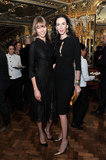 Karlie Kloss and L'Wren Scott