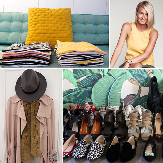 Inside Her Wardrobe: Claire Fabb from Style by Yellow Button