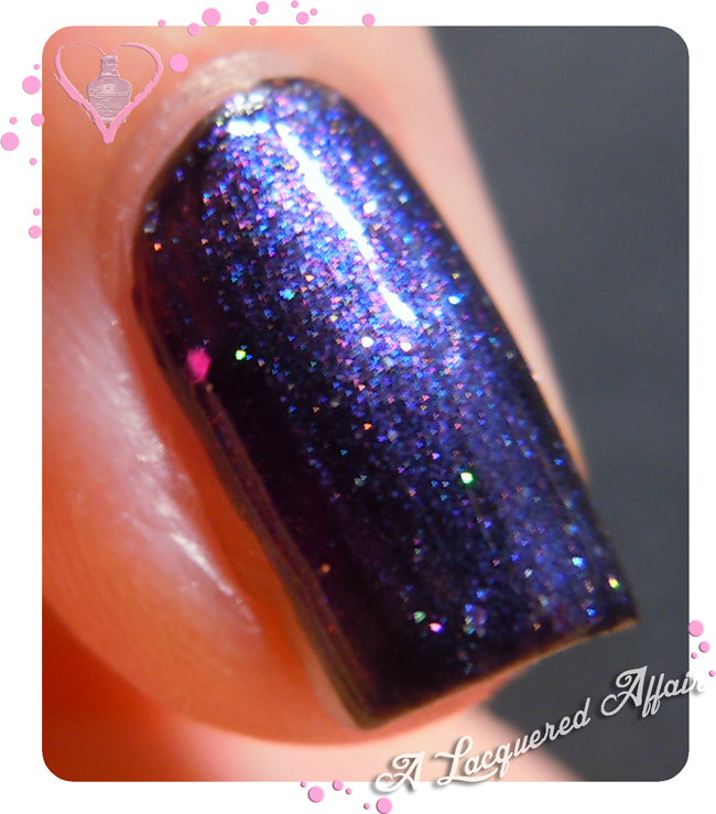 Fanchromatic Nails Celestial Temple over a-england Camelot