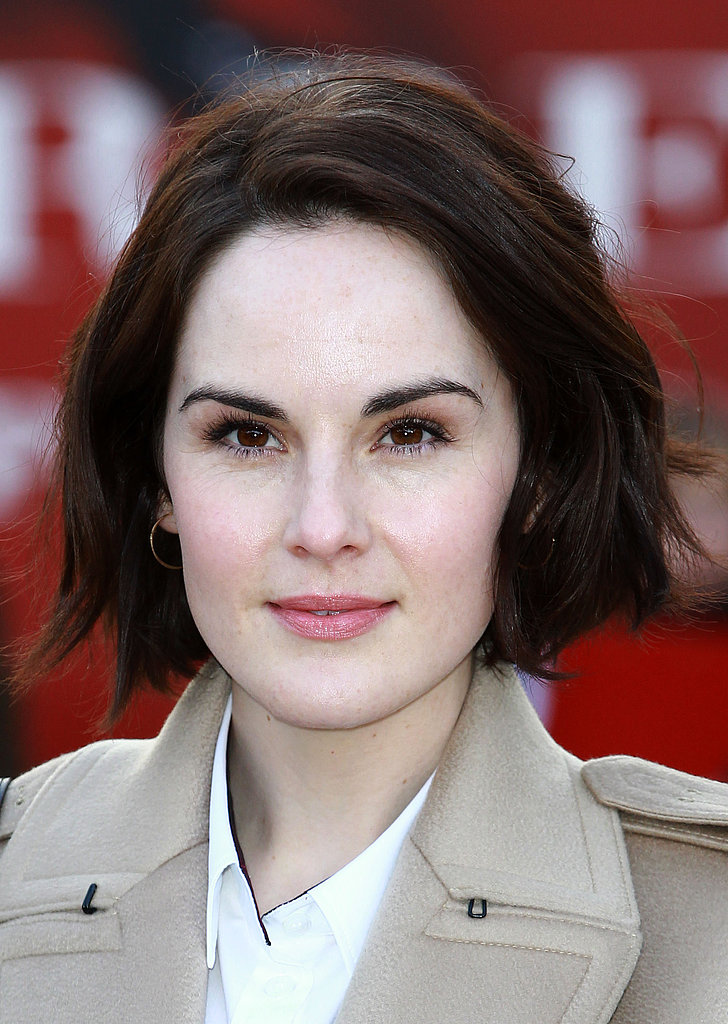 Michelle Dockery, London