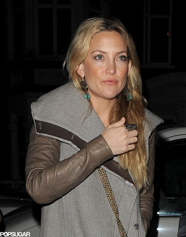 Kate Hudson Parties With Harry Styles at Matthew's Big Show