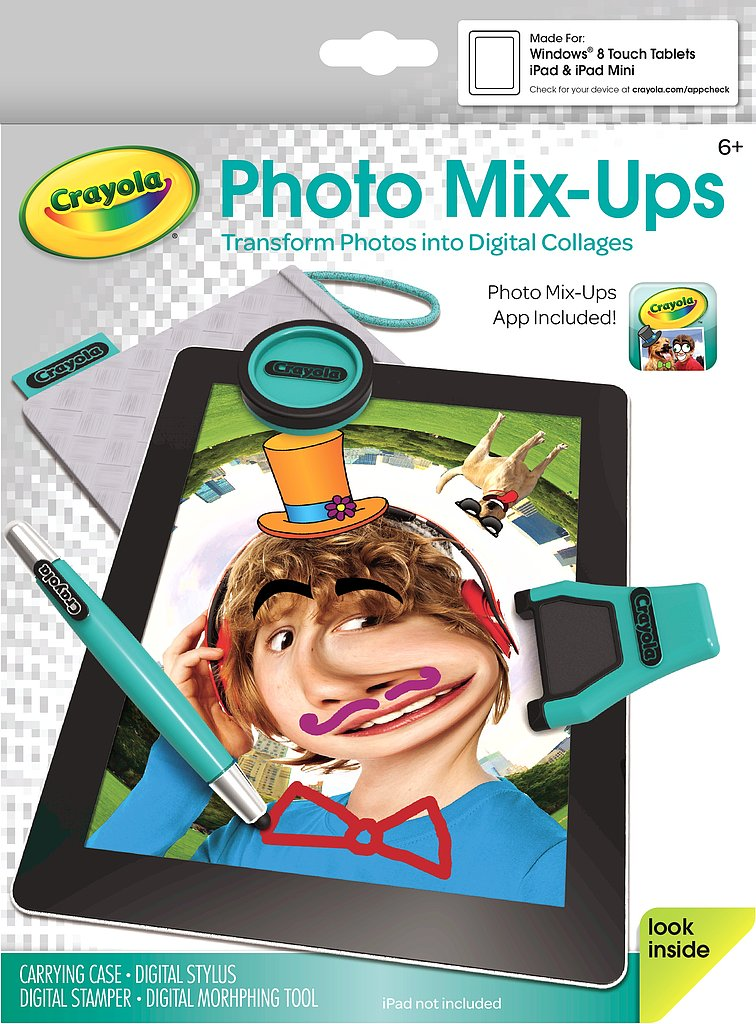 Crayola Photo Mix-Ups