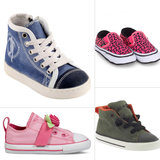 Pumped Up Kicks: The Cutest Sneakers For Your Sporty Tot