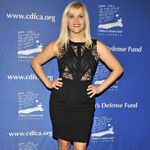 Reese Witherspoon&#039;s Leg Workout From Trainer Michael George