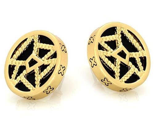 Belle Noel By Kim Kardashian Dream Catcher Stud Earrings