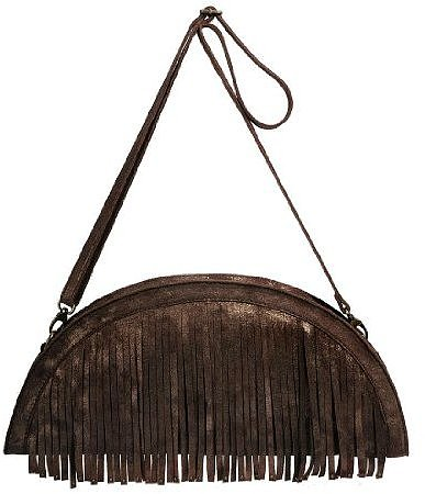 Hobo International Metallic Fringe Spark