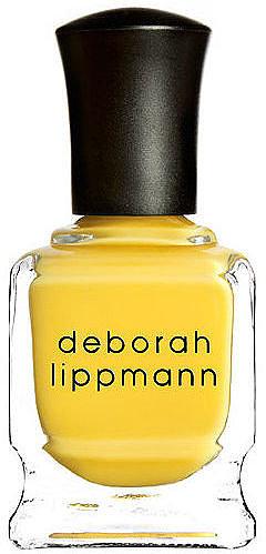 Deborah Lippmann Yellow Brick Road Nail Color, Yellow Brick 1 ea