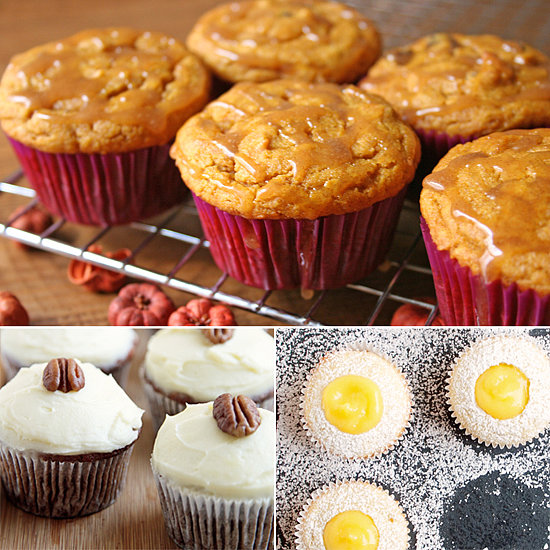 12 Unconventional Cupcake Recipes