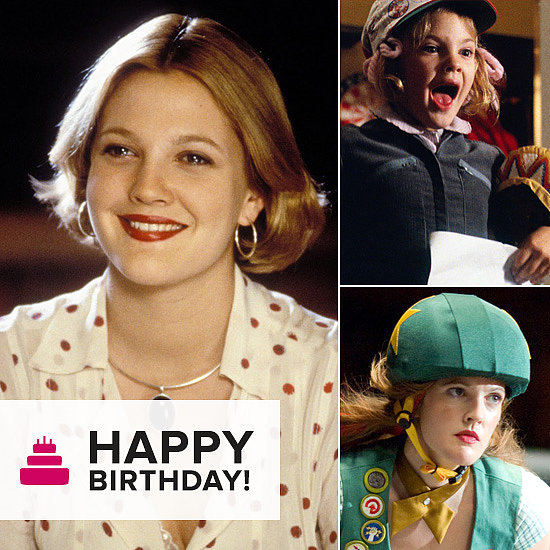 Happy Birthday, Drew Barrymore! Watch Her Go From Girl to All Grown Up