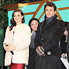 James Franco and Rachel Weisz at Oz Tokyo Premiere