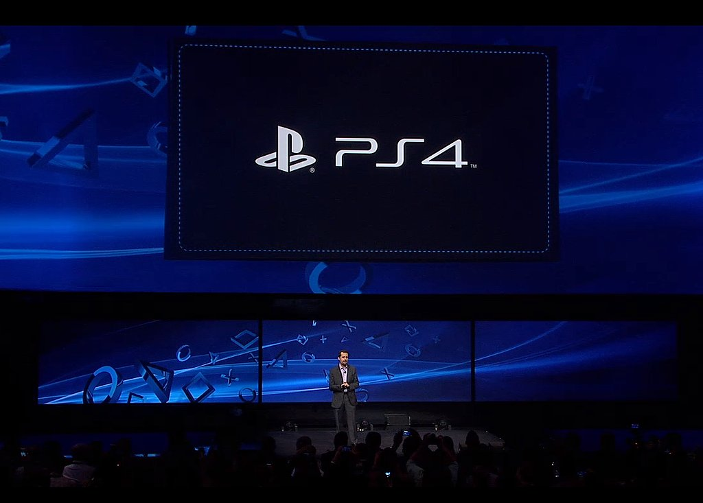 The follow-up to PlayStation 3 is . . . PlayStation 4.