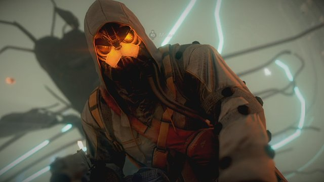 Herman Hulst from Guerrilla Games introduced Killzone: Shadow Fall, a futuristic urban world where the gamer is at the center of a duel between two factions, the Helghast and the Vektans.  Source: Kotaku