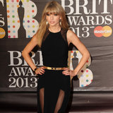 Famous Faces Arrive at the 2013 Brit Awards in Major Style