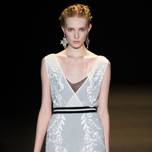 Alberta Ferretti Runway | Fashion Week Fall 2013 Photos