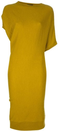 Lanvin Fitted knitted dress