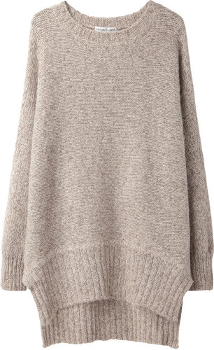 Tsumori Chisato / Oversized Alpaca Sweater