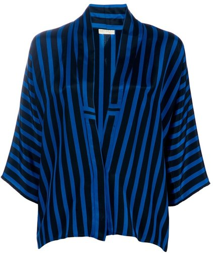 Complice Vintage striped cardigan