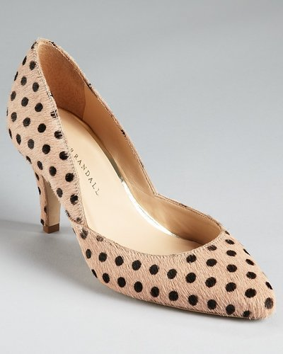 Loeffler Randall Pumps - Tamsin Polka Dot