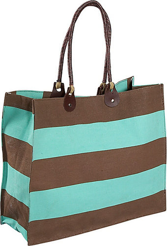 Earth Axxessories Stripes Tote
