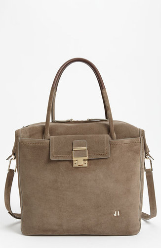 Lanvin Suede Tote