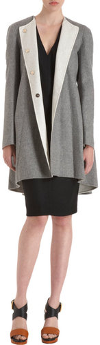 Fendi Belted Coat