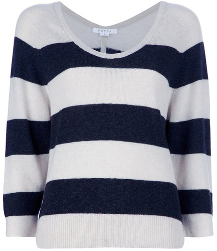 Duffy Striped sweater