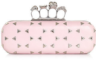 Alexander McQueen East West clutch