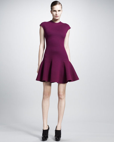 Lanvin Drop-Waist Dress