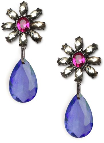 Jewel Floral Gem Drops