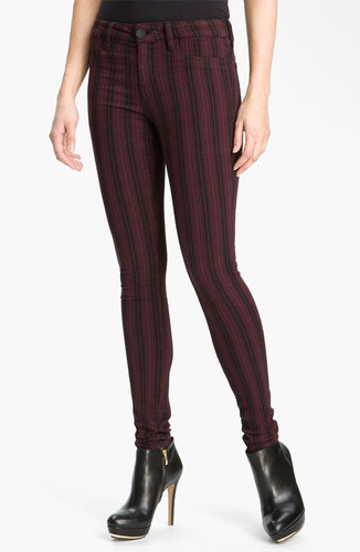 KUT from the Kloth Stripe Skinny Pants