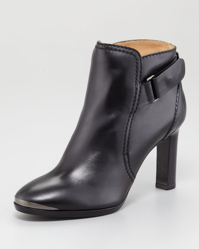 Lanvin Calfskin Ankle Boot