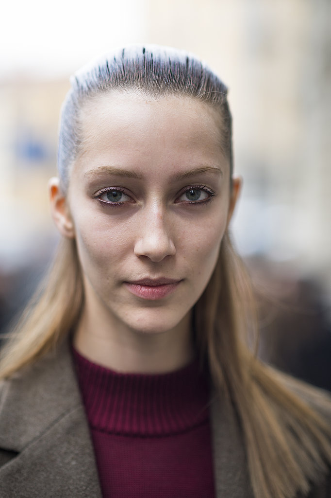Another model, Alana Zimmer, showed off a similar look in an equally alluring way. Source: Le 21ème | Adam Katz Sinding