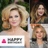 Happy Birthday, Drew Barrymore! See Her Top 10 Beauty Moments