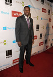 Chris Tucker stepped out for TheWrap's pre-Oscars party in LA.