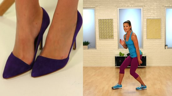 Save Yourself From the Strain: Moves to Help You Handle Your Heels