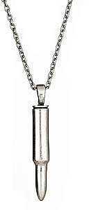 Demitasse Demibullet Necklace