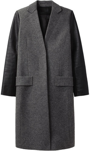 Alexander Wang  / Slim Tailored Coat