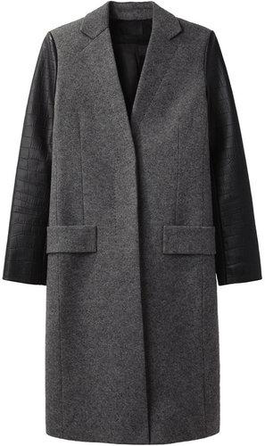 Alexander Wang  / Slim Tailored Coat